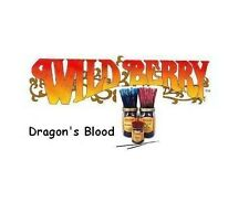 Wild Berry 'Dragon's Blood' Incense Sticks (pk10) (K58)