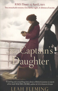 The-captain-039-s-daughter-by-Leah-Fleming-Paperback-Expertly-Refurbished-Product