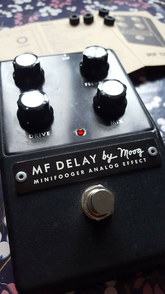 Moog MF Delay, Andet mærke Moogerfooger