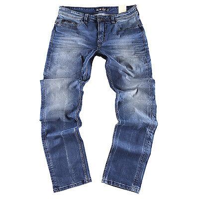 Herren Jeans Hose Übergrösse XXL Vintage Aged Regular MORRIS BIG SEVEN