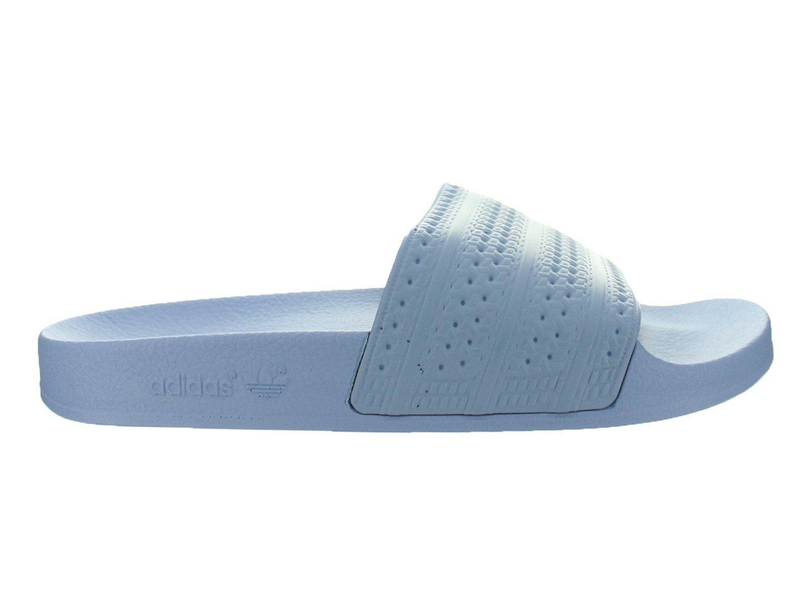 Mens Adidas Adilette Slides Easy Blue BA7539