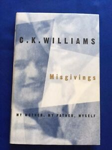 MISGIVINGS-FIRST-EDITION-INSCRIBED-BY-C-K-WILLIAMS