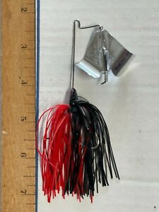 These lures catch fish A handmade buzzbait. --Bass and Pike. See photos.