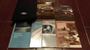 ford   owners manual owners book ebay