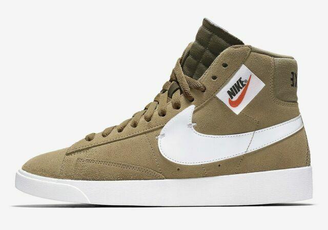Size 8.5 - Nike Blazer Mid Rebel Neutral Olive 2018 for sale ...