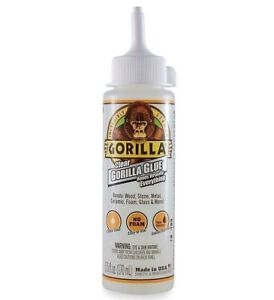 Gorilla-Glue-CRYSTAL-CLEAR-Tough-Indoor-Outdoor-Strong-Glass-Wood-Metal-170ml