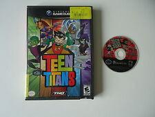 Teen Titans - Nintendo Gamecube - In Box (no manual)