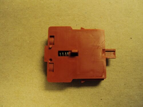 MTO Schlegel Modular Contact Block Momentary used working pull