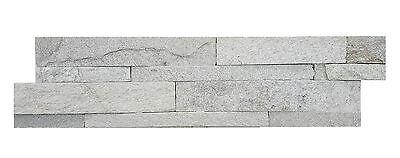 Sonstige Symbol Der Marke Musterstück Ca.15x30cm Der Naturstein Wandverblender Bianco Riemchen 15x61cm Taille Und Sehnen StäRken