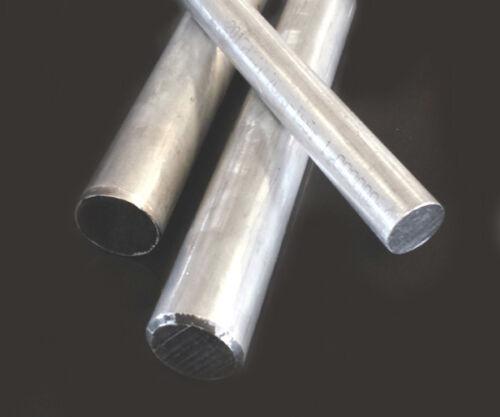 """6061-T6 1.25/"""" x 24/"""" Aluminum Round Bar"""
