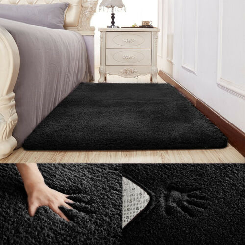Anti-Skid Yoga Carpet Home Decorate Bedroom Living Room Floor Mat Carpet Clean