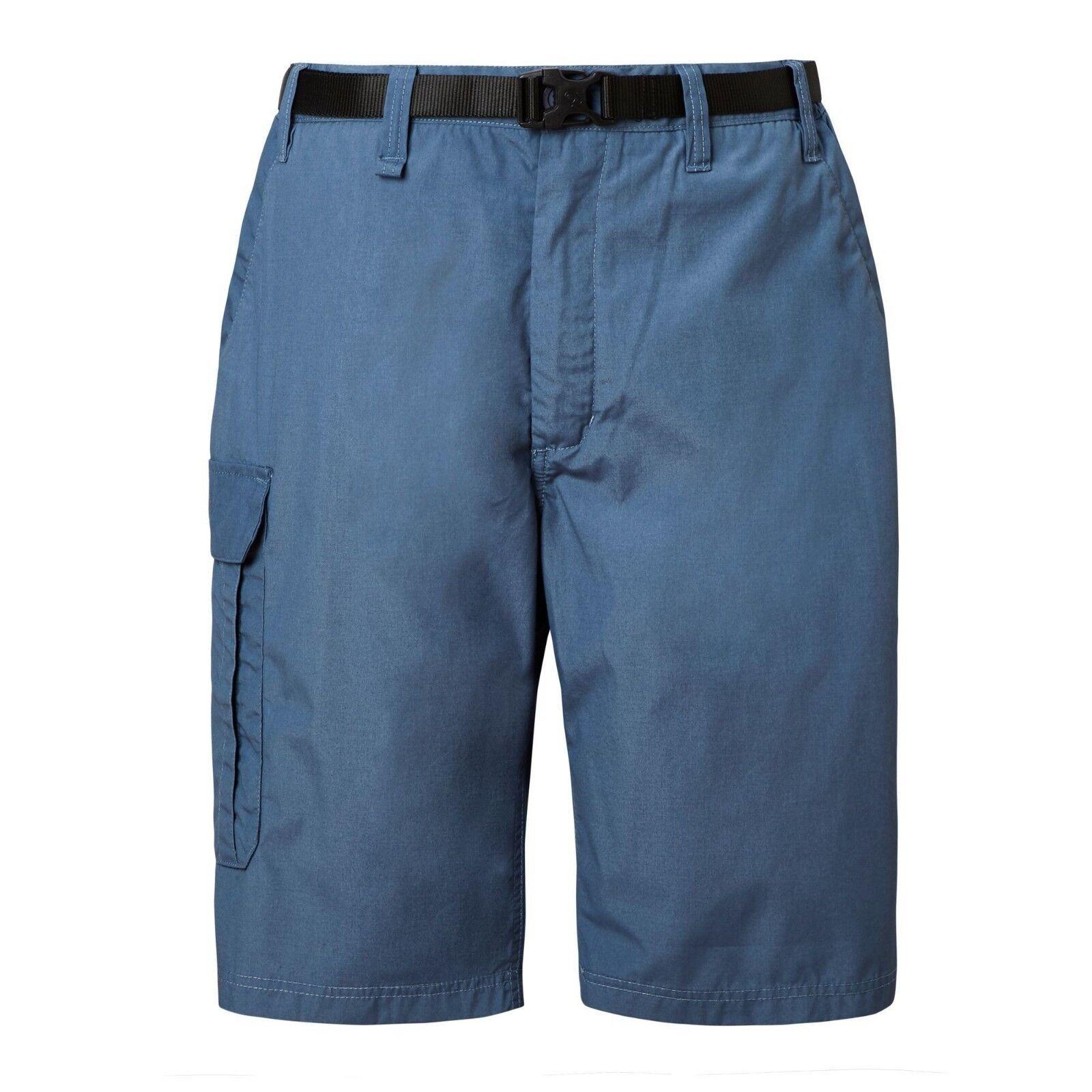 Craghoppers señores shorts  kiwi  solar y projoección contra insectos elástico PVP 59,95