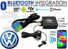 VW Golf MK4 Bluetooth adapter streaming music calls CTAVGBT003 AUX MP3 iPhone