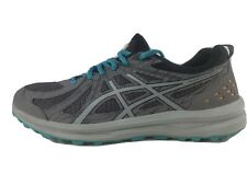 Size 10.5 D ASICS Frequent Trail  Casual Running  Shoes Grey Womens