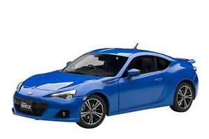 AUTOart-1-18-Subaru-BRZ-WR-Blue-Mica-Finished-Product-F-S-from-Japan
