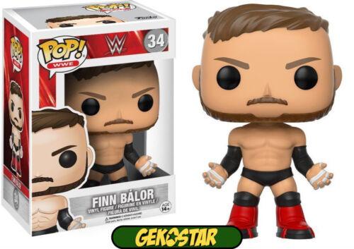 FINN BALOR-WWE Wrestling Funko POP Vinile