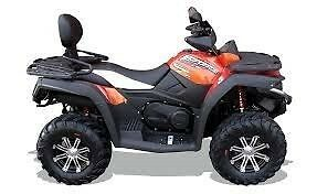 CF MOTO C-Force550EFI/EPS, 2017