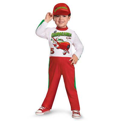 El Chu Chupacabra Child Toddler Costume Disney Planes movie| Disguise 61664