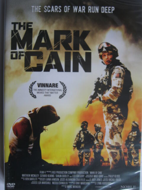 The Mark of Cain (DVD, 2006) NEW SEALED (Nordic Packaging) Region 2 PAL