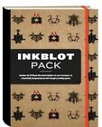 The Inkblot Pack: Includes the 10 Classic  Inkblots for You to Interpret & a Beautifully Designed Journal with Thought Provoking Quotes by Hermann Rorschach, Race Point Publishing (Hardback, 2014)