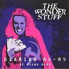 The Wonder Stuff Diaries '86 - '89 by Miles Hunt (Paperback, 2014)