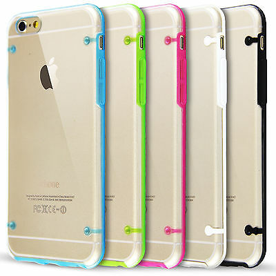 iPhone 6 6s Plus Ultra Thin Case With Stylus and Screen Protector (5.5)