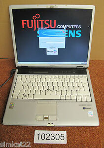 Image is loading Fujitsu-Siemens-Lifebook-S7110-14-034-Laptop-Core- d03d24a88e