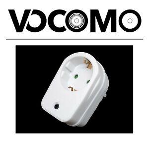 Vocomo Boutons-Prise de courant v2 pour AV-Amplificateur/récepteur déclencheur, Standby-Killer