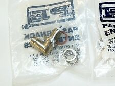 PE4622 - 75 Ohm BNC Female Right Angle Bulkhead Connector - Pasternack