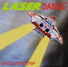 CD Laserdance Discovery Trip - Original Album 1989