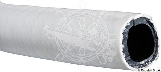 OSCULATI Geruchshemmender weiß PVC-Schlauch weiß Geruchshemmender 38 mm 94cf2b