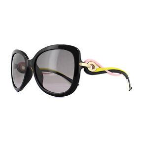 db97dd00abda Dior Sunglasses Dior Twisting JXG EU Black Pink Yellow Grey Gradient ...