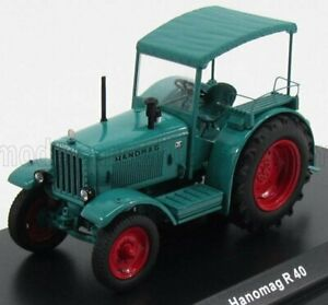 SCHUCO 1/43 HANOMAG | R40  TRACTOR WITH SOFT TOP 1942 | GREEN