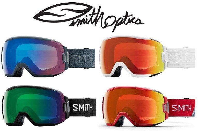2018 19 Smith Optics Vice Snowboard   Ski Goggles, Many colors w Chromapop Lens