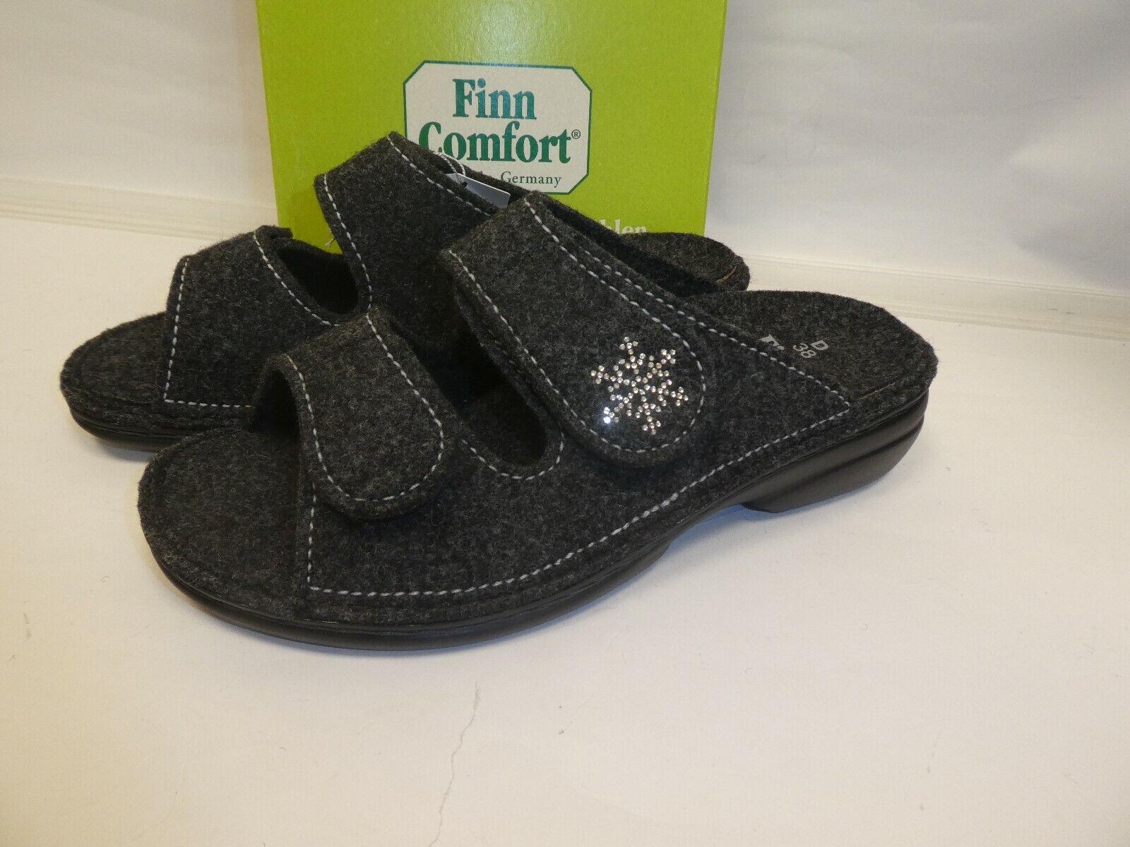 38 Größe Comfort Finn Pantolette b2b04aaxu63565 Halbschuhe