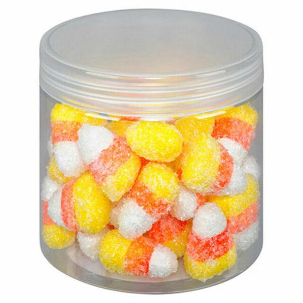 CWI Halloween Decor Prim Faux Candy Corn Bowl Fillers 24pc Set