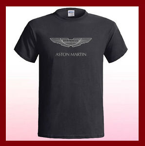 Aston Martin Logo Mens TShirt S M L XL XL XL EBay - Aston martin shirt