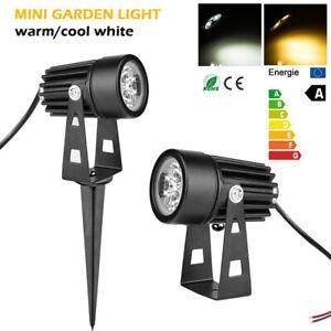 Waterproof-MINI-3W-LED-Landscape-Light-Flood-Spot-Path-Garden-Walkway-Lamp-IP65