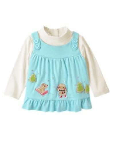 NWT GYMBOREE Baby Girl Kids Girl Fall//Winter LS Tee Top Hoodie