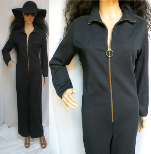 RARE 60'S LOFTIES BY LAWRENCE BLACK ZIP FRONT UTIL