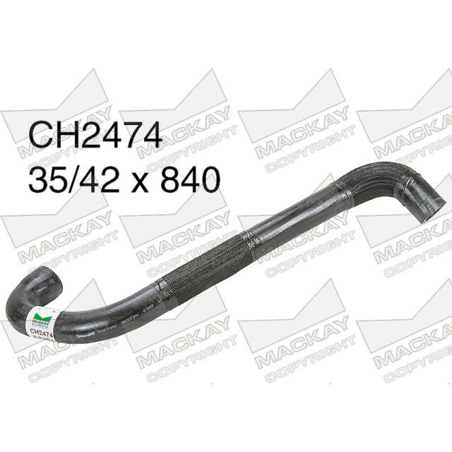 CH2474 Radiator Lower Hose Ford Falcon AU1 4.9L V8 Petrol Manual & Auto Mackay