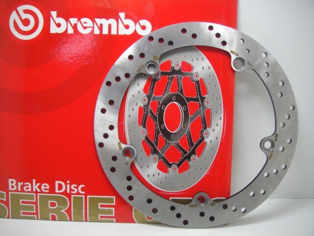 Brembo 68B407C8 Brake Disc Rear Serie Oro For BMW R 850 R 1994/2001
