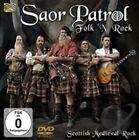Folk 'n' Rock by Saor Patrol (DVD, Oct-2014, Arc Music)