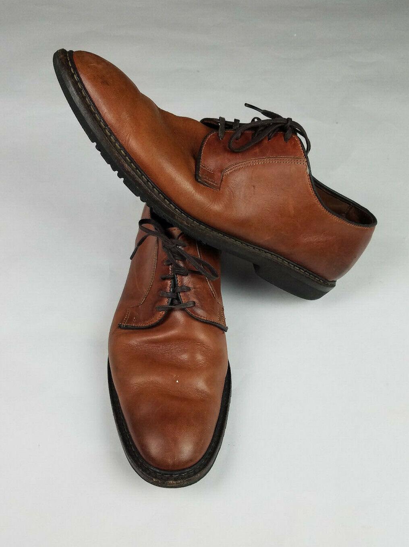 Allen Edmonds Badlands Homme en Cuir Marron   Chaussures-Taille 13D