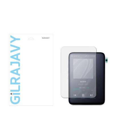 Liphobia FIIO X5 screen guard Hi Clear protector anti-fingerprint 1p+rear1p