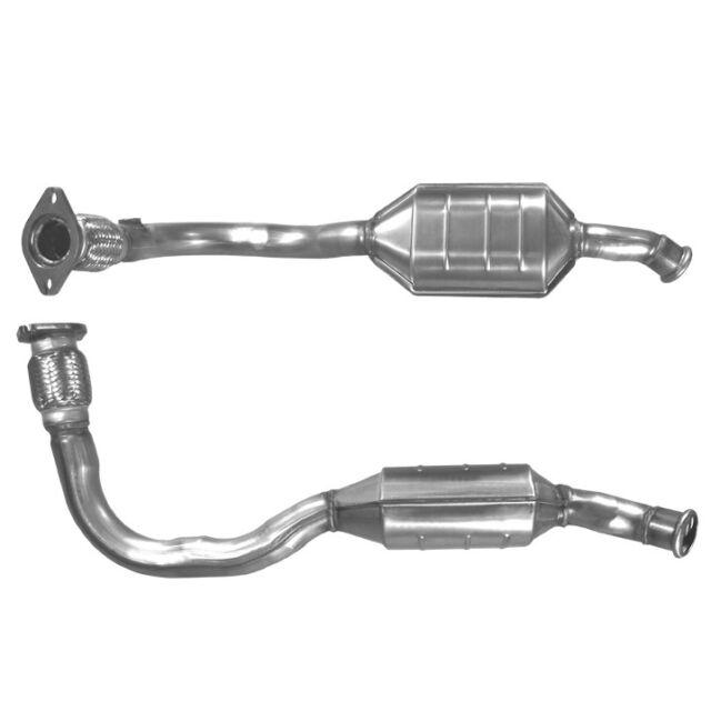 1x oe qualité silencieux de remplacement convertisseur catalytique essence type approuvé cat