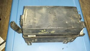 image is loading cadillac-seville-fuse-box-15319591-1999-2000-01-