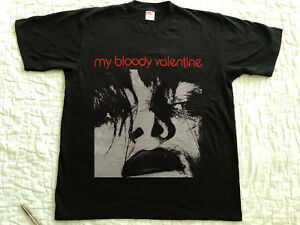 50f911440d91a Details about Vintage 90s My Bloody Valentine Feed Me With Your Kiss  T-Shirt REPRINT