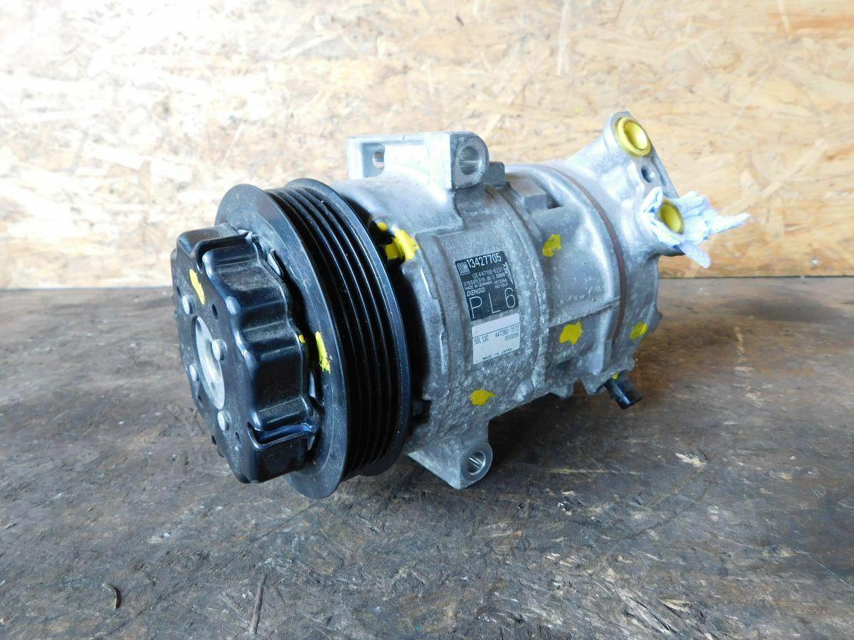 Klimakompressor Magnetspule für Opel Agila Corsa B 1.0 1.2 SANDEN 6V10