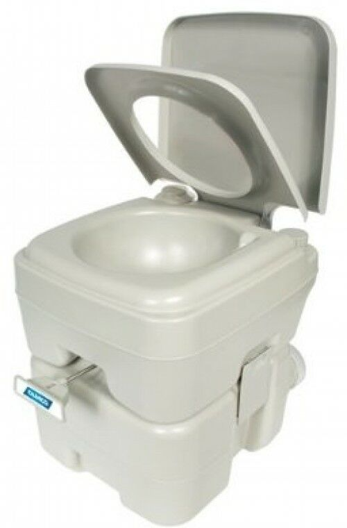 Camco 41541 Portable Toilet -  5.3 gallon  supply quality product